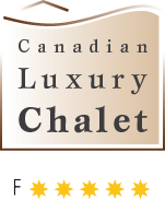 Canadian Luxury Chalet - 5*-Ferienhaus in 55767 Leisel